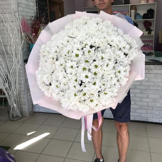 Bouquet giant: flowers to order Flowwow