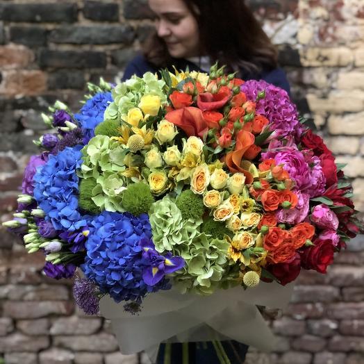 Не стыдно быть красивым: букеты цветов на заказ Flowwow