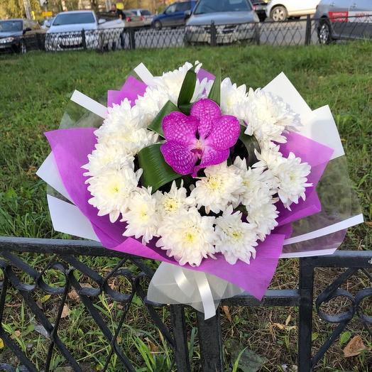 Венди: букеты цветов на заказ Flowwow