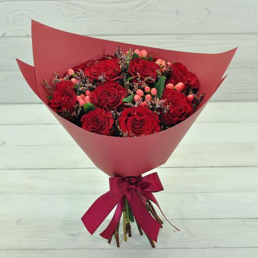 Букет Ариэль: букеты цветов на заказ Flowwow