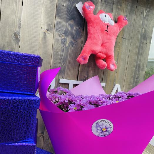 Ооо даааааа: букеты цветов на заказ Flowwow
