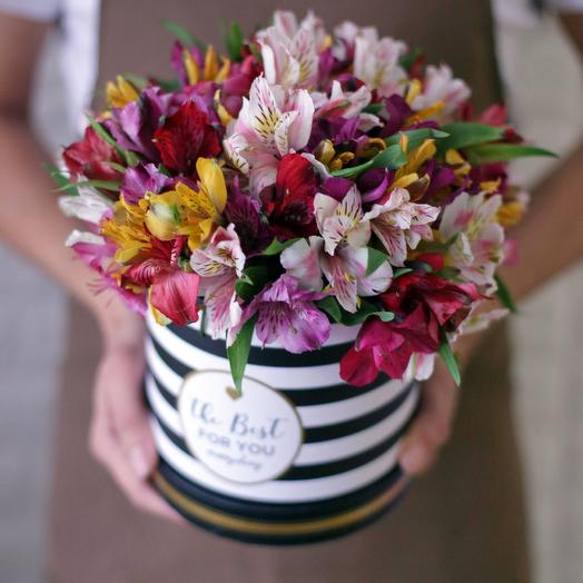 """""""Салют"""": букеты цветов на заказ Flowwow"""