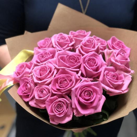 Букет 2 19 шт 50 см: букеты цветов на заказ Flowwow