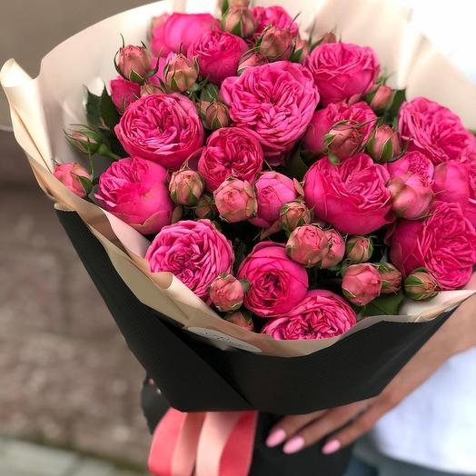 Пинк Пиано: букеты цветов на заказ Flowwow