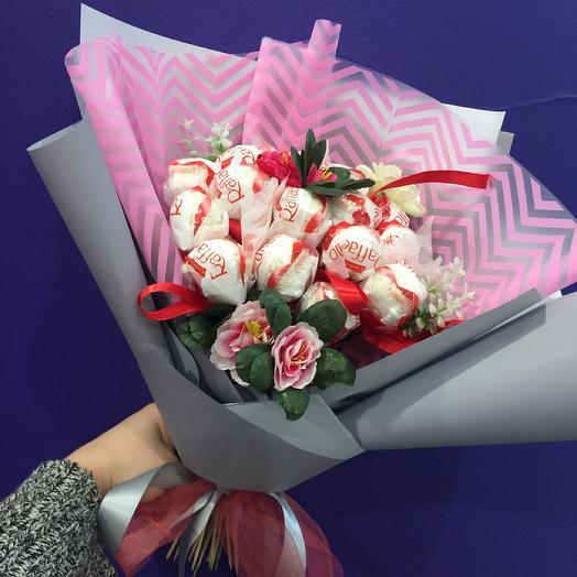 Букет Raffaello: букеты цветов на заказ Flowwow