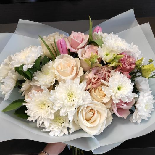 Морозное утро: букеты цветов на заказ Flowwow
