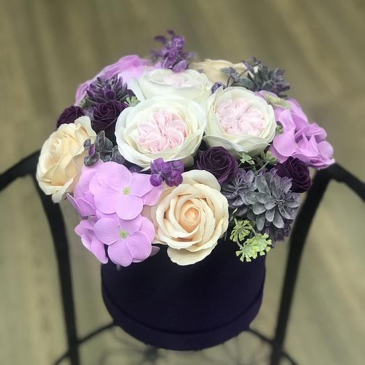 Композиция «Сияние»: букеты цветов на заказ Flowwow