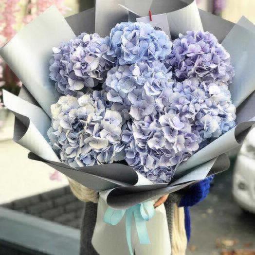 Дыхание неба: букеты цветов на заказ Flowwow