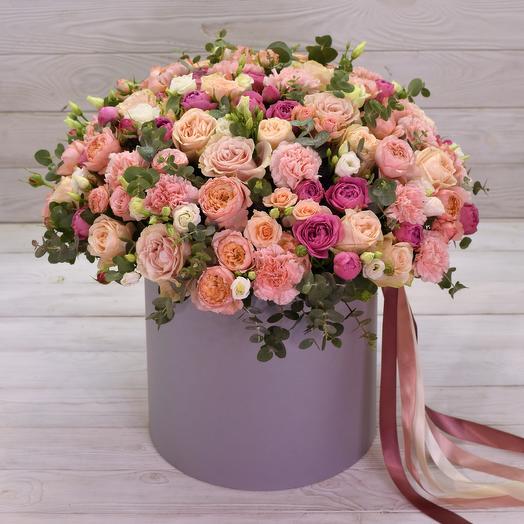 Бонет Белиссимо: букеты цветов на заказ Flowwow
