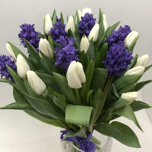 Тюльпаны/гиацинты