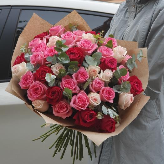 """Букет роз """"Свидание"""""""