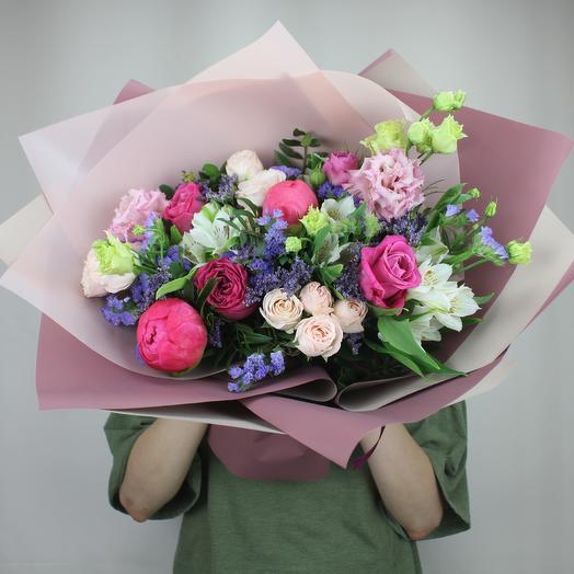 Девичья радость 1: букеты цветов на заказ Flowwow