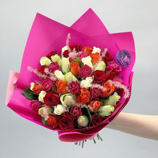 Forever 💗: букеты цветов на заказ Flowwow