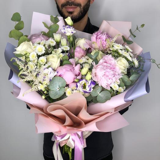 «Эдем»: букеты цветов на заказ Flowwow