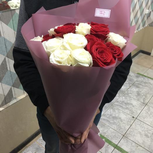 Красно-белая любовь