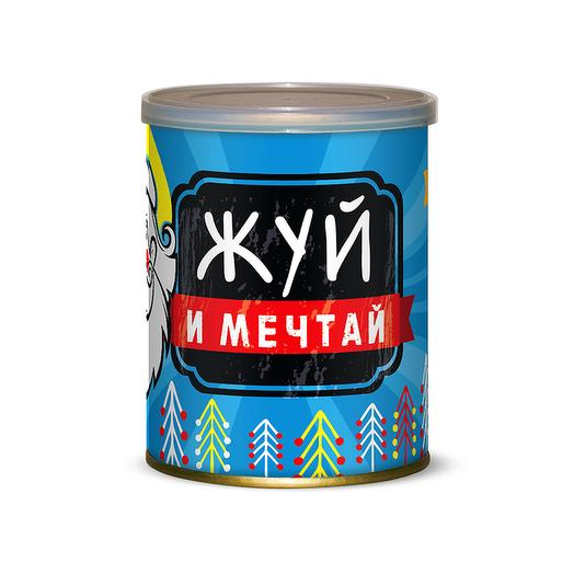 Мармелад жевательный драже Extrago Жуй и мечтай, 120 г