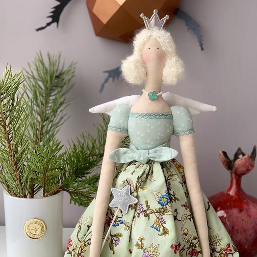 Интерьерная кукла Тильда - Анетта