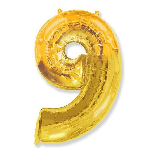 """Цифра """"9"""""""