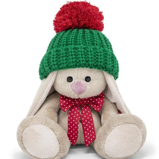 Коллекционная игрушка «Зайка Ми в шапочке»
