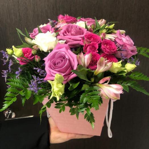 Букет цветов с доставкой в Мытищах