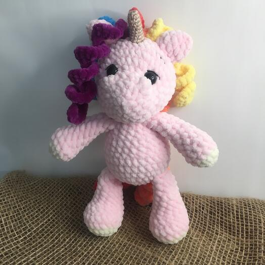 Handmade unicorn