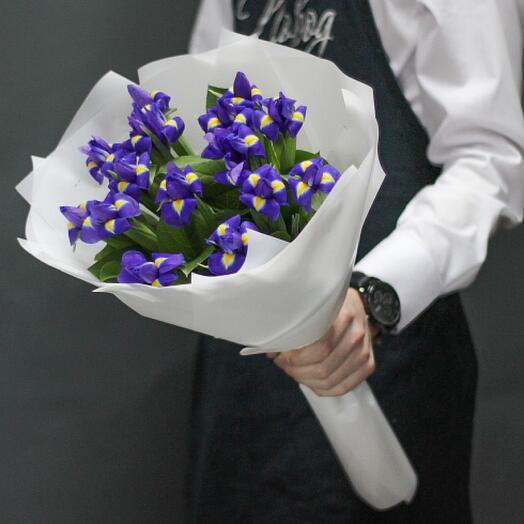 Букет цветов « Летний дождь»