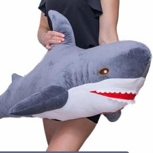 Акула 80см