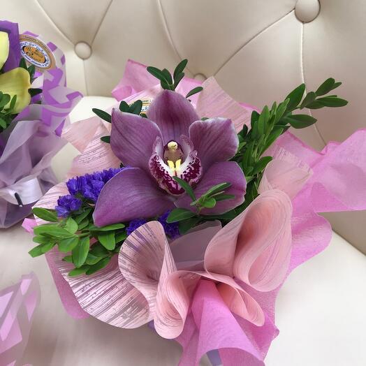 Комплимент «орхидея»