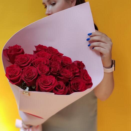 31 премиальная роза