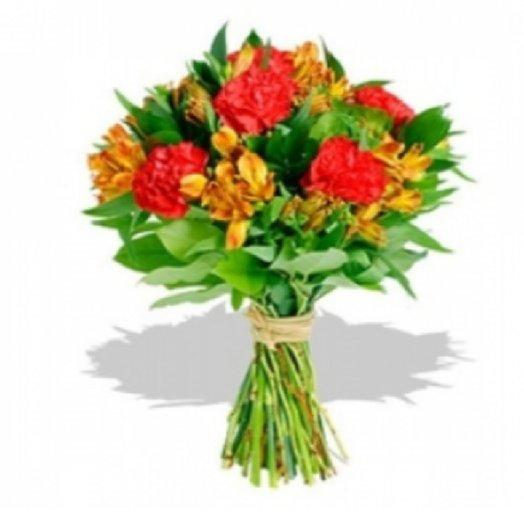 Пряный аромат: букеты цветов на заказ Flowwow