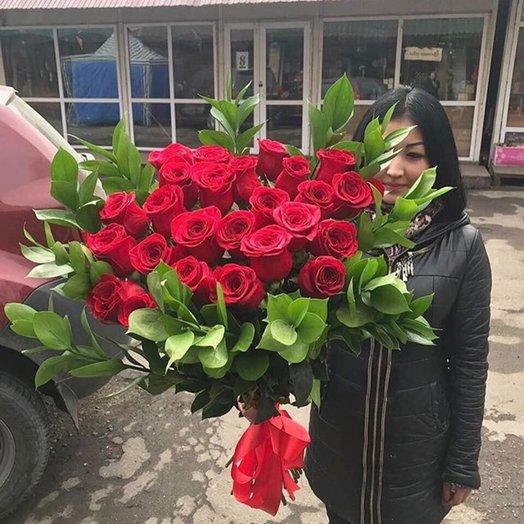 Букет Любимка: букеты цветов на заказ Flowwow