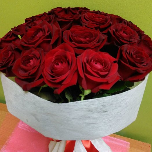 Red rose: flowers to order Flowwow