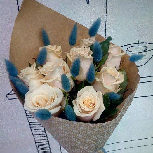Мятная карамель: букеты цветов на заказ Flowwow