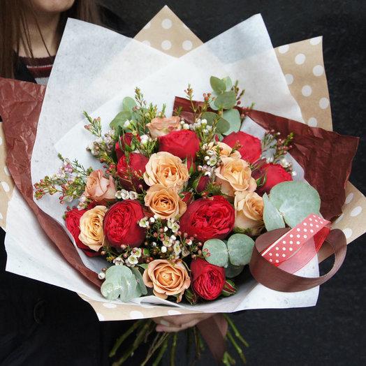My heart: букеты цветов на заказ Flowwow