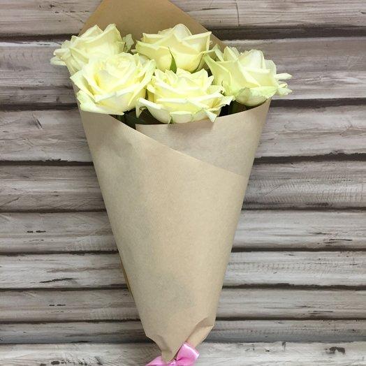 Европа: букеты цветов на заказ Flowwow