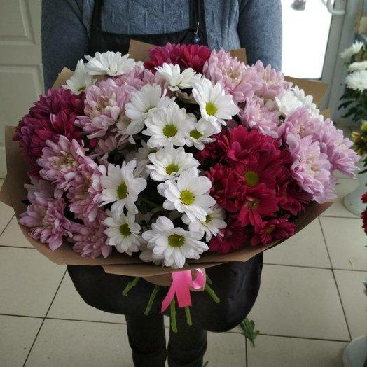 Букет Восточная сказка: букеты цветов на заказ Flowwow