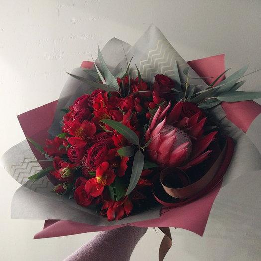 Rush: букеты цветов на заказ Flowwow