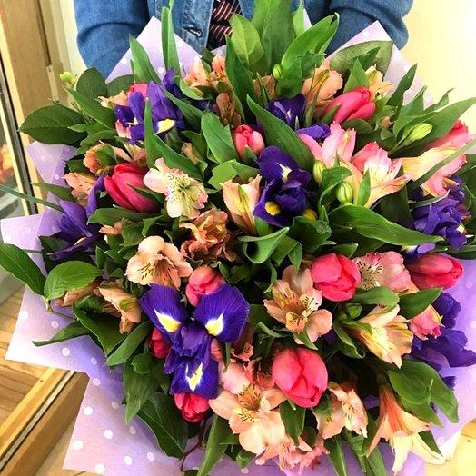 Чары: букеты цветов на заказ Flowwow
