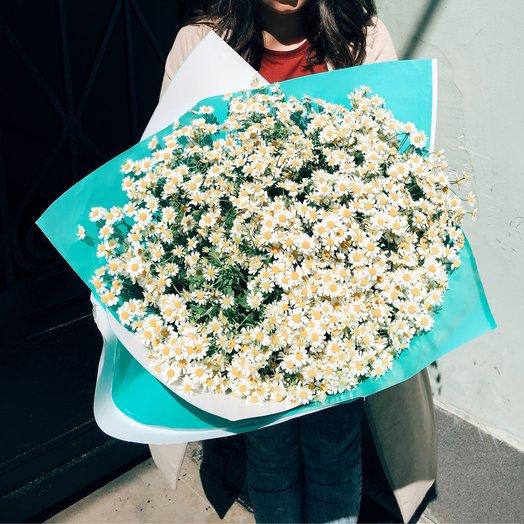 Погадаем на ромашках: букеты цветов на заказ Flowwow
