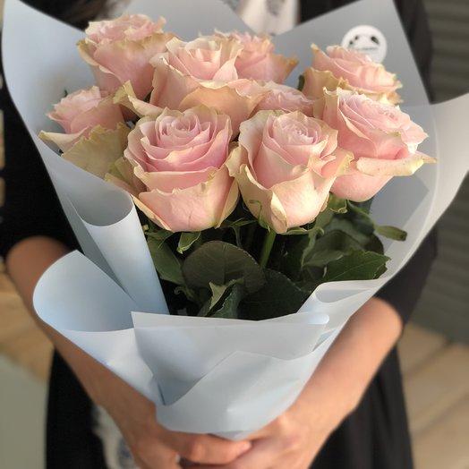"""Букет роз """"Нежный вечер"""": букеты цветов на заказ Flowwow"""