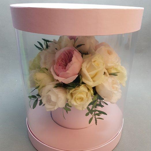 Коробка ароматов: букеты цветов на заказ Flowwow