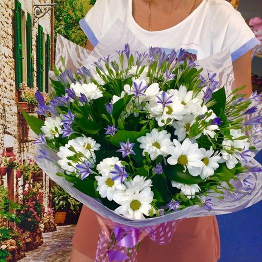 Полевой прованс: букеты цветов на заказ Flowwow