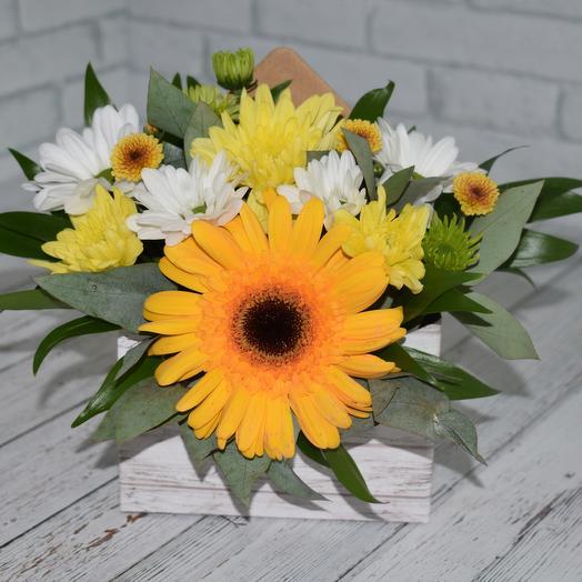 История чувств: букеты цветов на заказ Flowwow