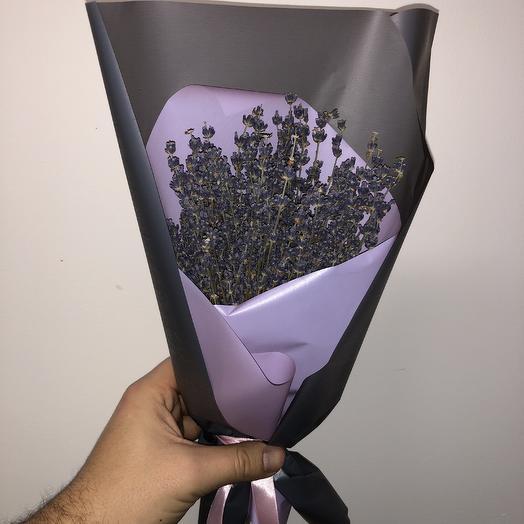 Лаванда ароматная: букеты цветов на заказ Flowwow