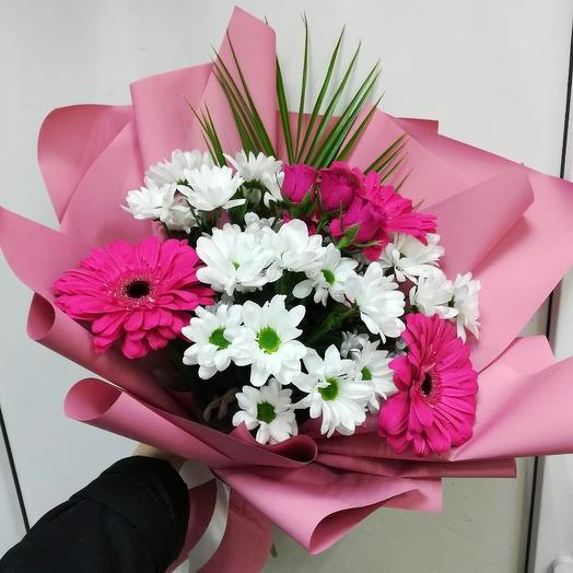 Грация: букеты цветов на заказ Flowwow