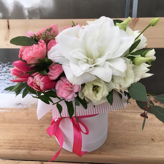 Ангела: букеты цветов на заказ Flowwow