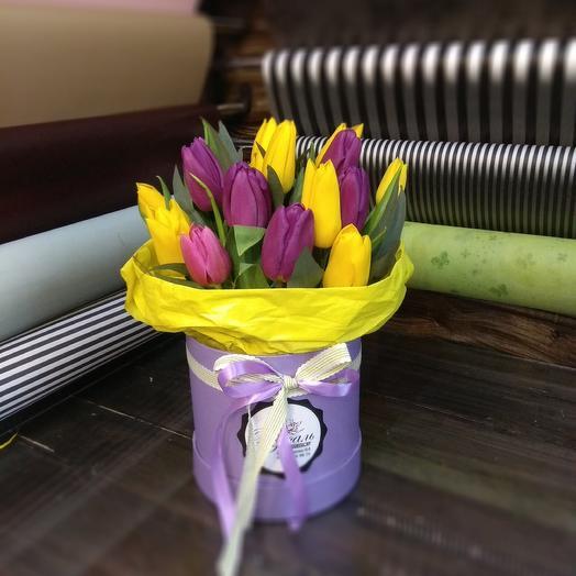 Цвета марта: букеты цветов на заказ Flowwow
