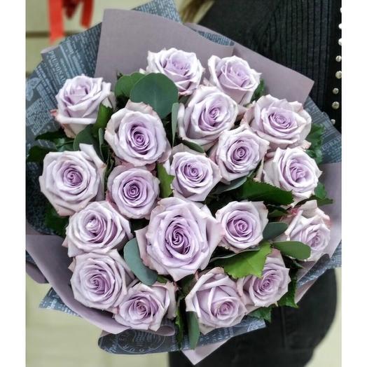 Сиреневое очарование: букеты цветов на заказ Flowwow