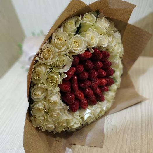 Во во Полегче: букеты цветов на заказ Flowwow