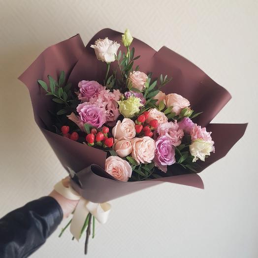 Шоколад 3: букеты цветов на заказ Flowwow